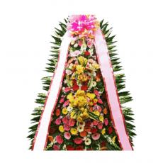 [특가]축하3단화환-14호